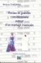 Petites et grandes considérations autour d'un mariage marocain